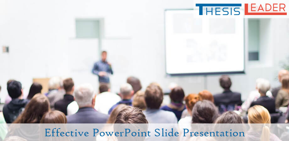 tips for putting together an effective powerpoint slide presentation